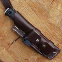Mora Kansbol Bushcraft Survival Knife - Orange